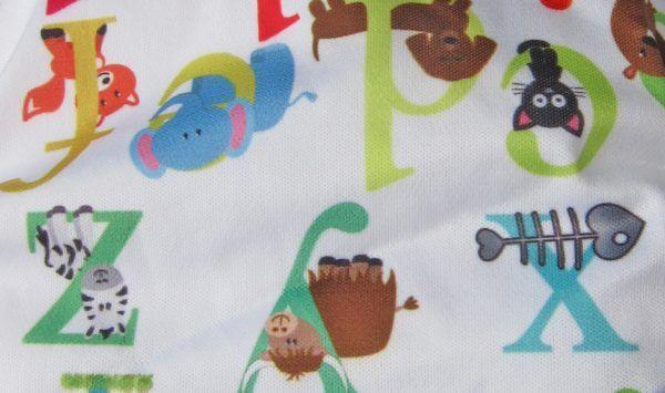Animal Modern Cloth Nappy