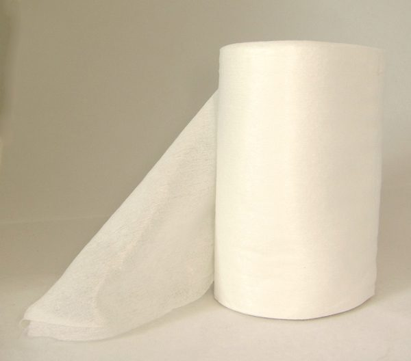 Bamboo flushable liner