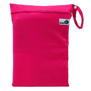 Bright Pink Wet Bag
