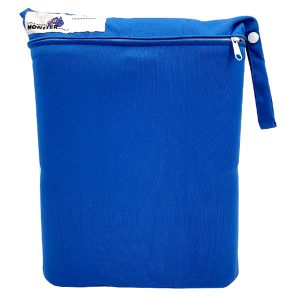 Dark Blue Large Wet Bag