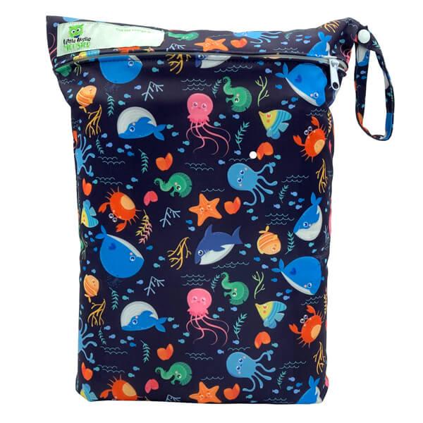 Deep Sea Wet Bag Front