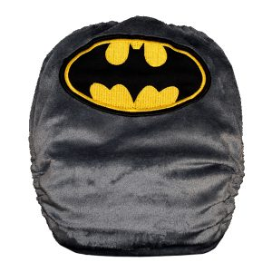 Embroidered Batman Cloth Nappy