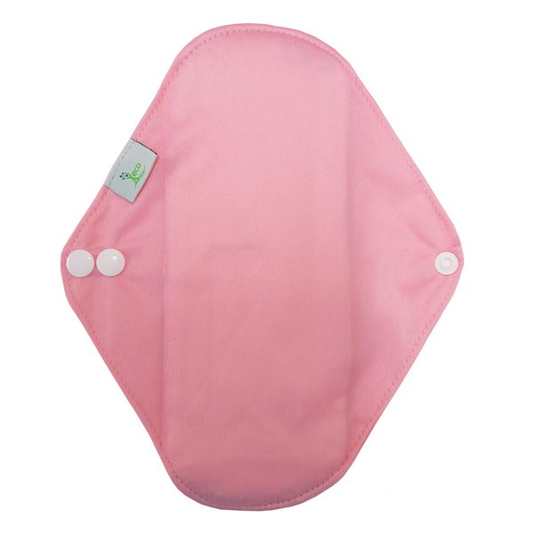 Washable Incontinence pad Pink