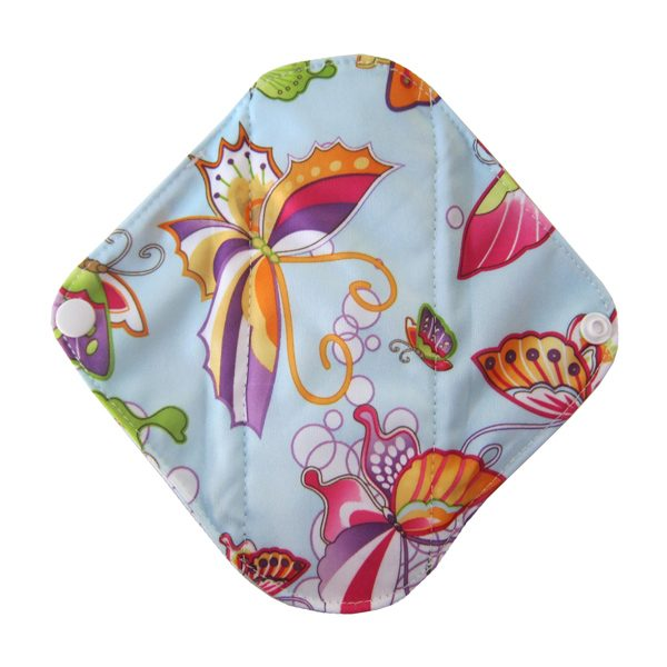 Butterflies Liner Pad Front