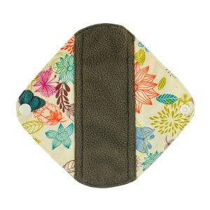 liner sanitary pad flowers