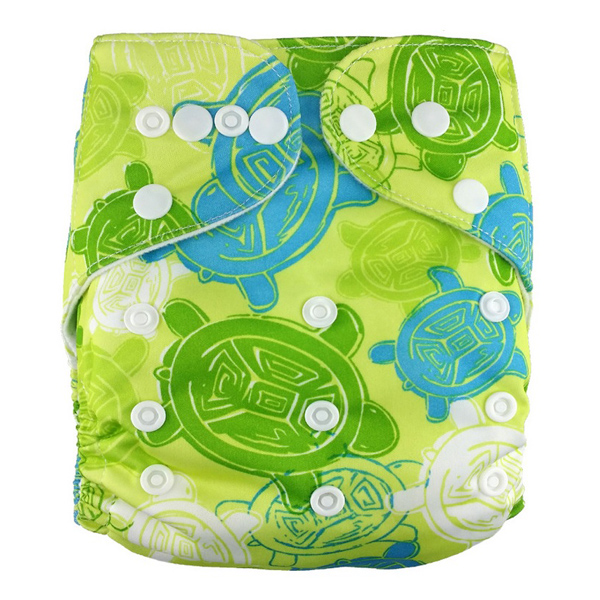 Australia Turtles Modern Cloth Nappy