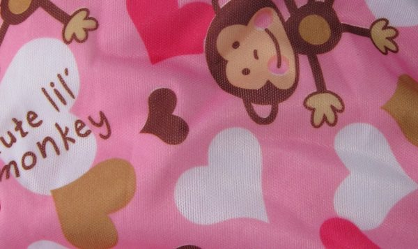 Cheeky Girl Monkey MCN