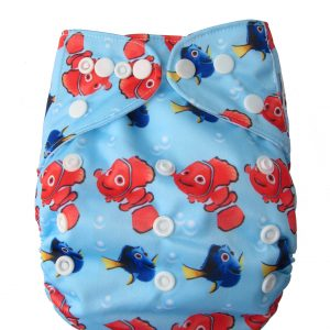 Finding Nemo Modern Cloth Nappies