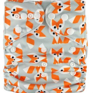Silver Fox Modern Cloth Nappies