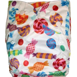 Sweet Lollies Modern Cloth Nappy