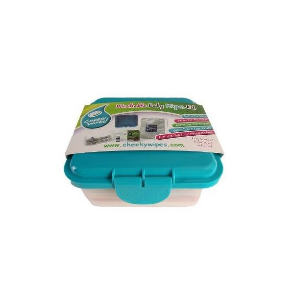 washable cloth wipes container