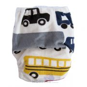 Newborn Prem Trucks Trains Cloth Nappies
