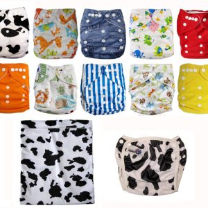 Reusable nappies 10 pack