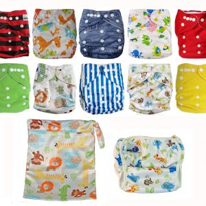 Cloth Nappy Summer Set