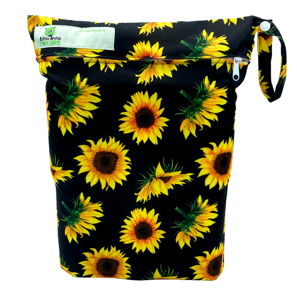 Sunflowers Wet Bag