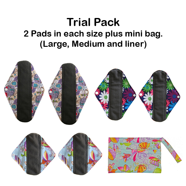 Sanitary Pad Trial Pack