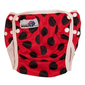 Lady Bird Reusable Swim Nappy