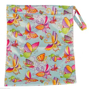 butterfly wet bag