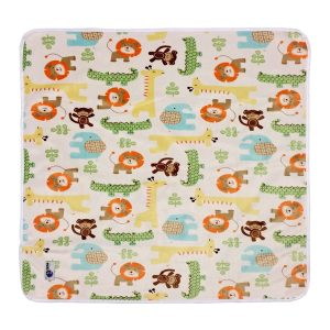 Baby Change Mat Cute Animals