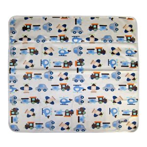 Baby Change Mat Cars Trucks