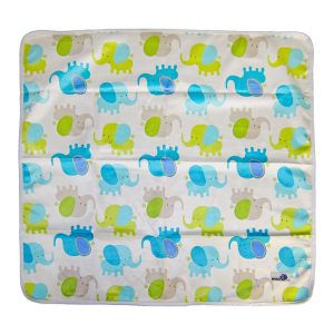 Baby Change Mat Elephants