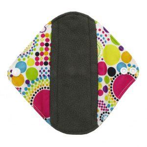liner sanitary pad spots