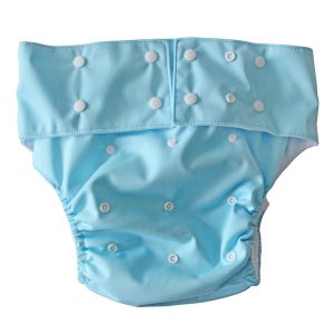 Blue Adult Cloth Diaper