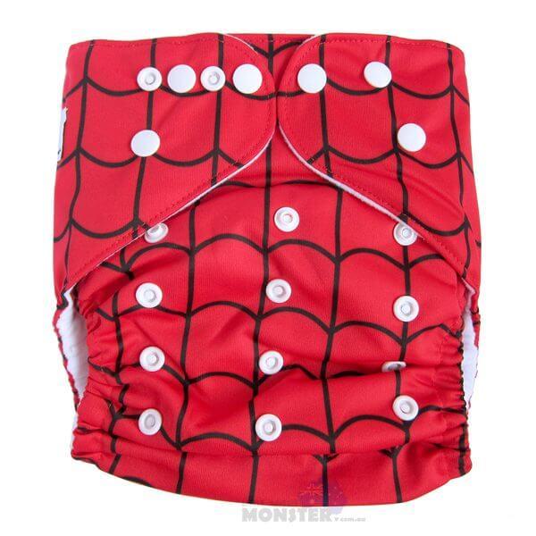 Spiderweb XL cloth nappy