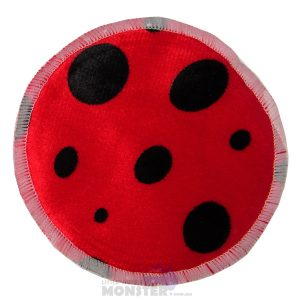 Bamboo Breast Pad Ladybirds