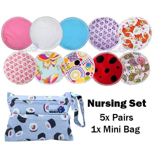 Reusable Nursing Pad Pack