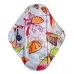 sanitary pad regular butterfly open