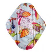 sanitary pad regular butterfly open