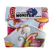 sanitary pad regular butterfly folded