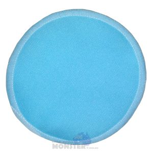 Reusable Bamboo Plain Blue Breast Pad