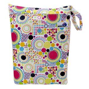 Colourful Spots Wet Bag