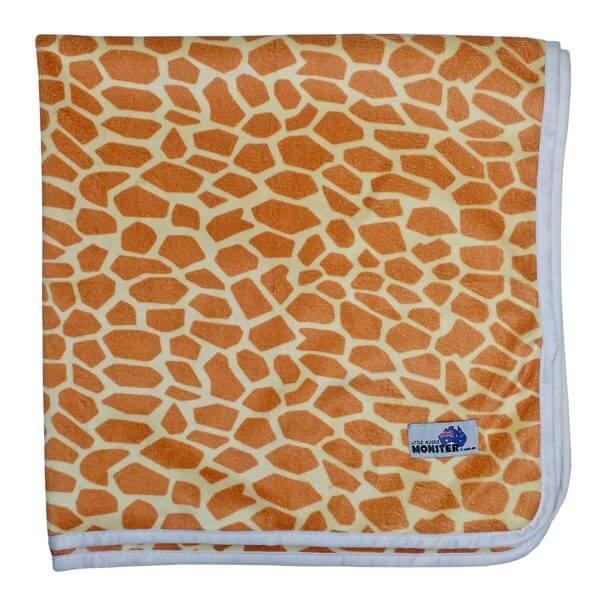 Baby Change Mat Giraffe