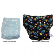 Cloth Nappy children and teenagers