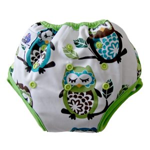 Cloth training pants owls