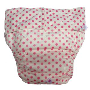 Spots Adult Cloth Diaper