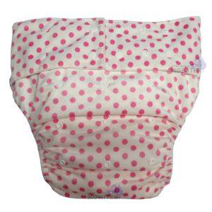 Spots Adult Cloth Diaper