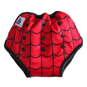 Cloth training pants spiderman