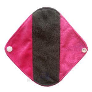 liner sanitary pad minky pink