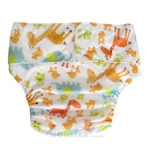 Animals Adult Cloth Diaper