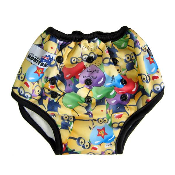 Cloth training pants Minion