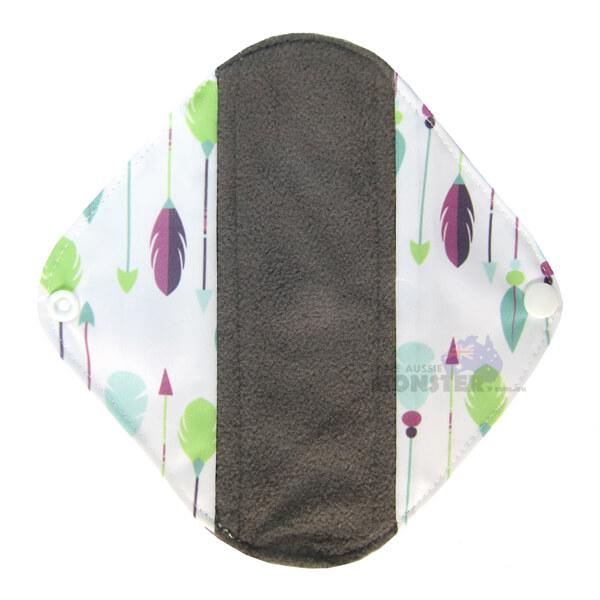 liner sanitary pad arrows