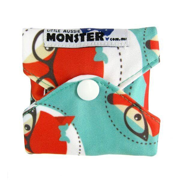Reusable regular cloth pad