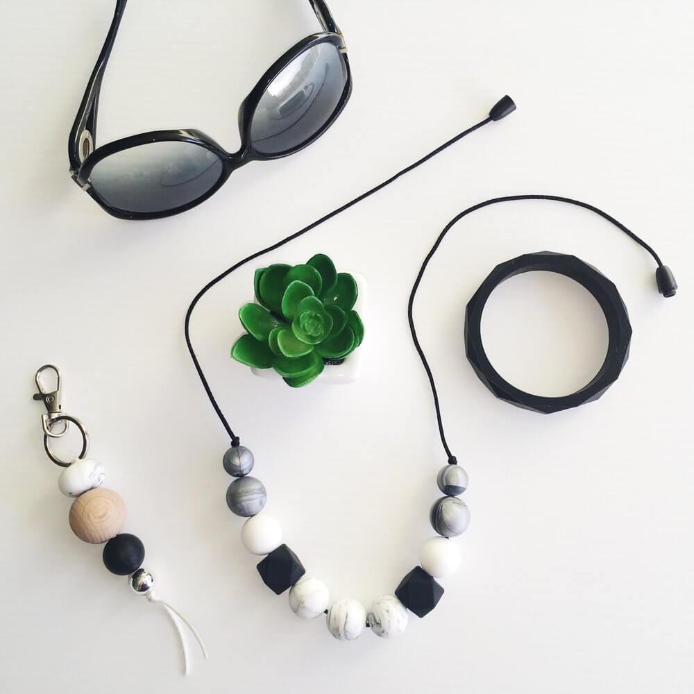 Silicone Necklace Bari Moni