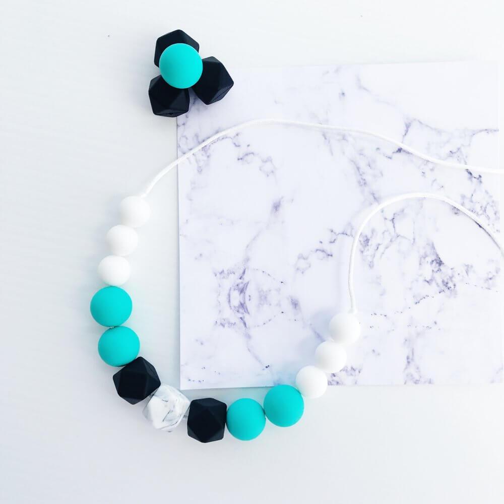 Silicone Necklace Capri