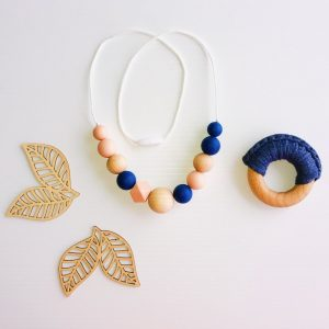 Silicone Necklace Navagio