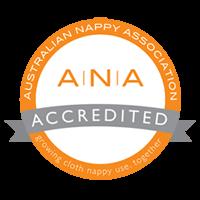 Australian Nappy Association Badge